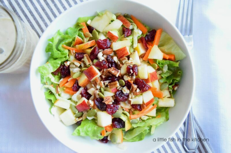 The Ultimate Fall Crunch Salad